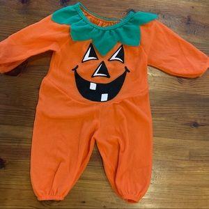 VINTAGE Halloween costume for your baby pumpkin